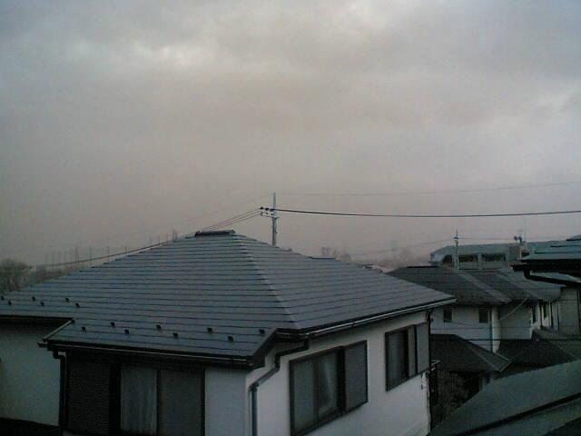 黄砂!の嵐