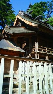 須佐神社にきました!